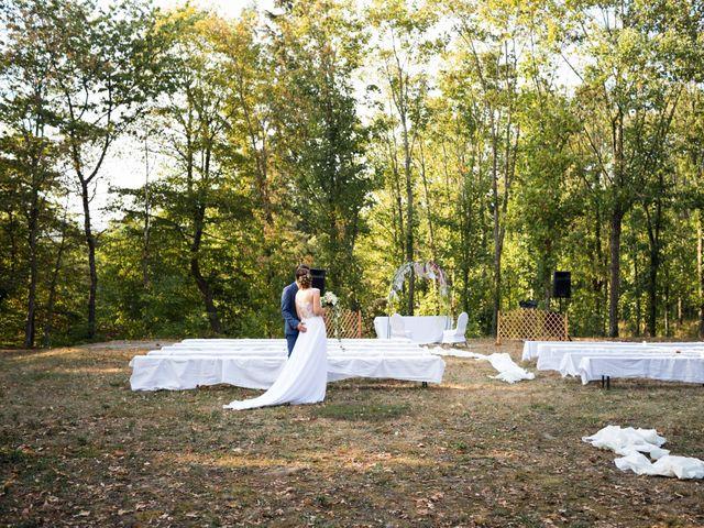 Le mariage de Laurent et Fanny à Urmatt, Bas Rhin 18