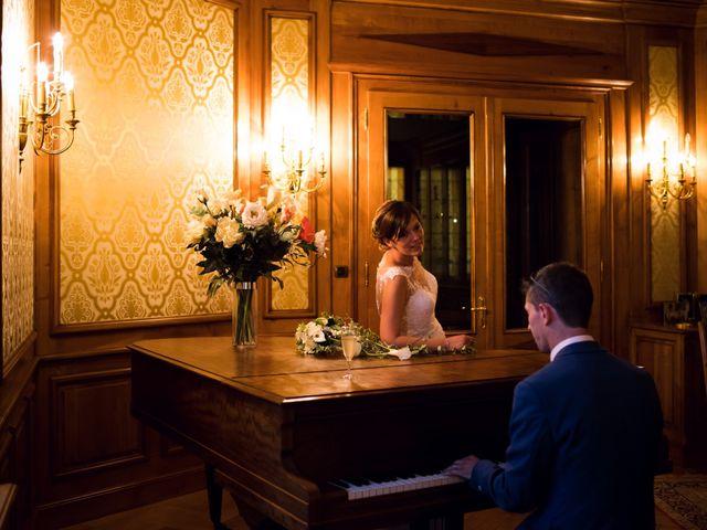 Le mariage de Laurent et Fanny à Urmatt, Bas Rhin 21