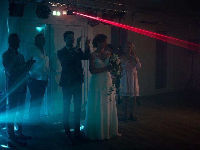 Le mariage de Laurent et Fanny à Urmatt, Bas Rhin 32