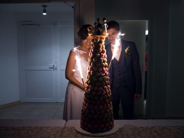 Le mariage de Laurent et Fanny à Urmatt, Bas Rhin 35