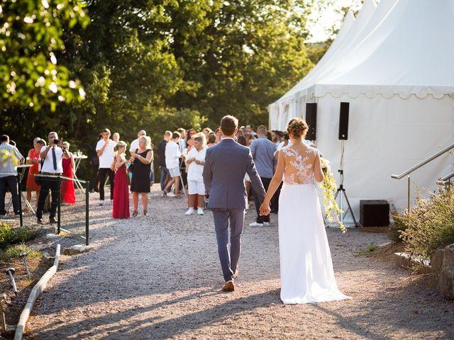 Le mariage de Laurent et Fanny à Urmatt, Bas Rhin 44