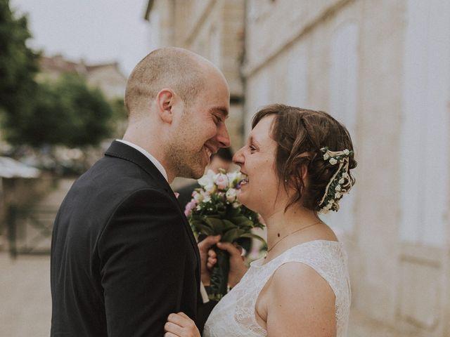 Le mariage de Christophe et Véréna à Condom, Gers 10