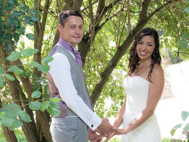 Le mariage de Laïla et Thomas