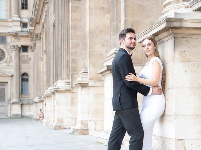 Le mariage de Thomas et Adeline à Paris, Paris 5