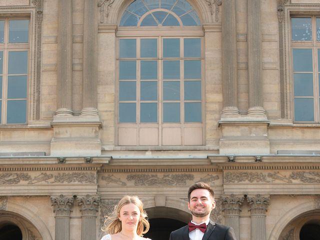 Le mariage de Thomas et Adeline à Paris, Paris 6