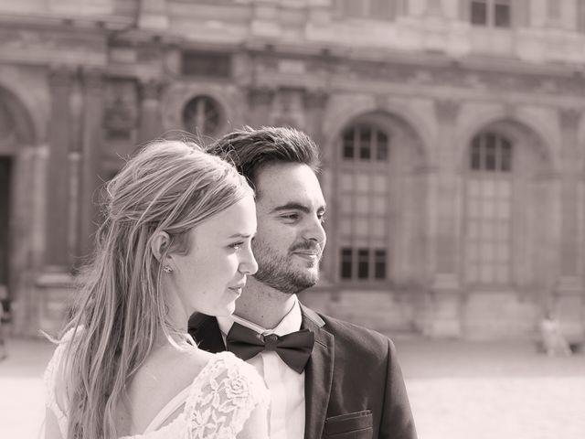 Le mariage de Thomas et Adeline à Paris, Paris 2