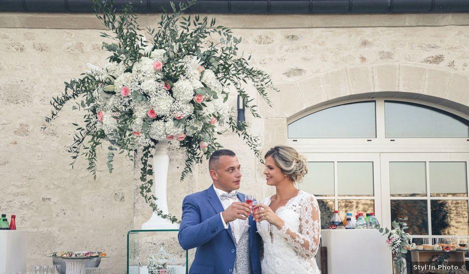 Le mariage de Charly et Margaux à Pierrelaye, Val-d'Oise
