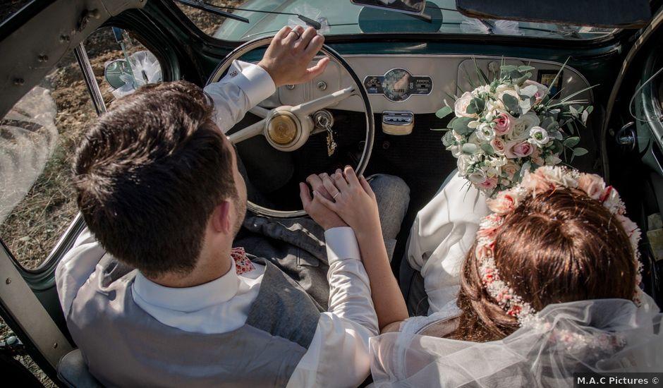 Le mariage de Romain et Pauline à Varces-Allières-et-Risset, Isère