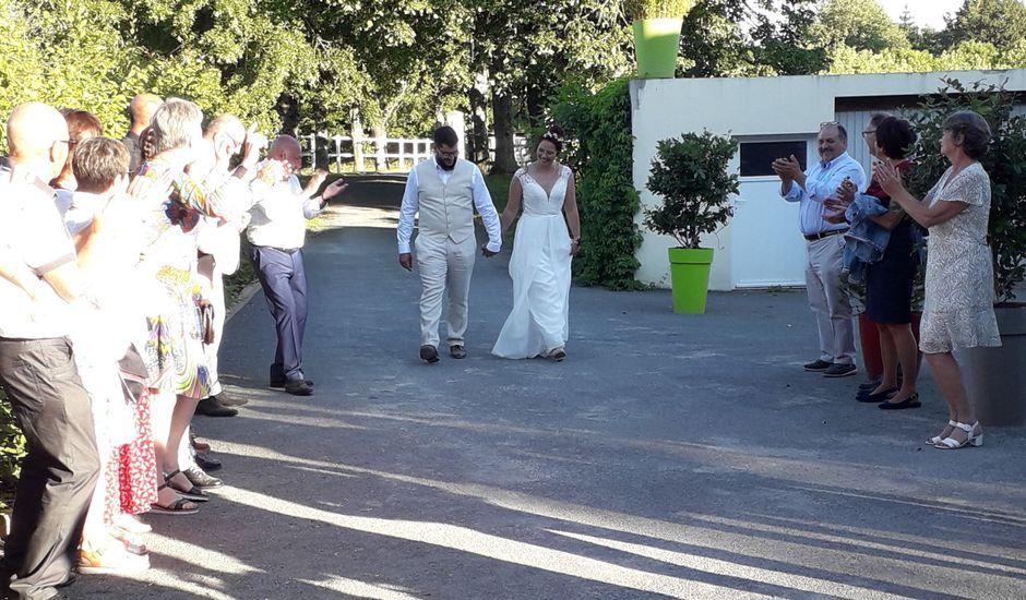 Le mariage de Arnaud  et Lesly à Lécousse, Ille et Vilaine