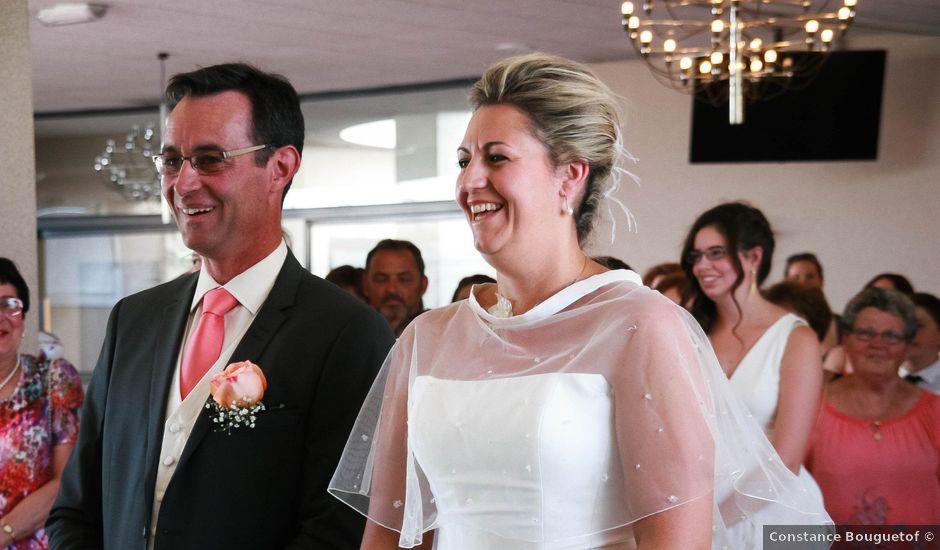 Le mariage de Sylvain et Aurélie à Ballan-Miré, Indre-et-Loire