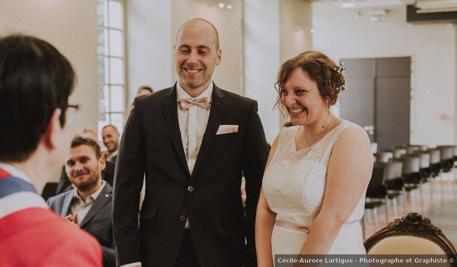 Le mariage de Christophe et Véréna à Condom, Gers