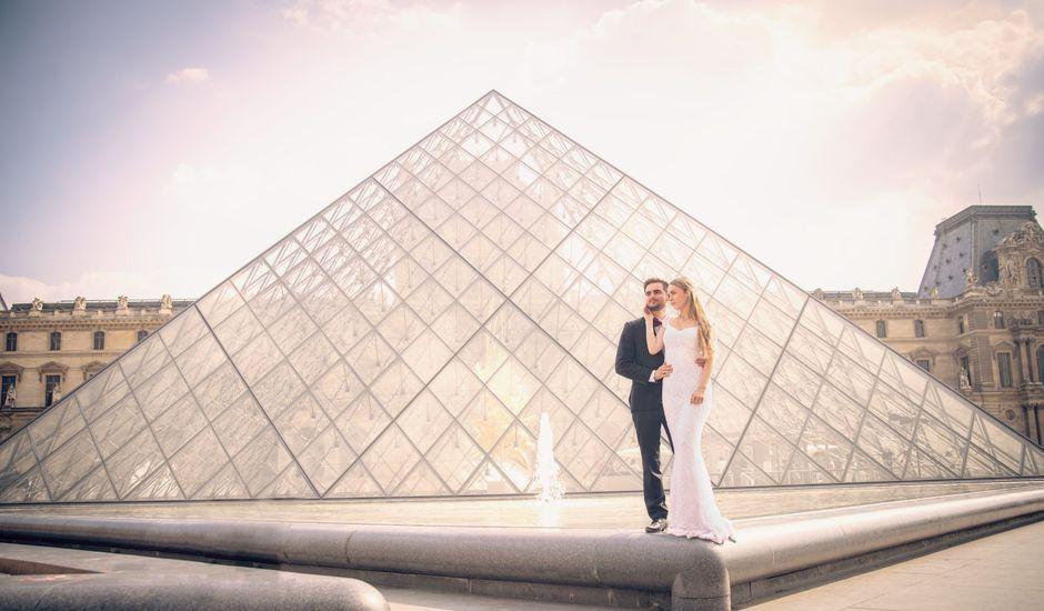 Le mariage de Thomas et Adeline à Paris, Paris