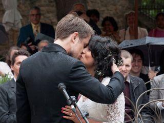 Le mariage de Ashley et Marc