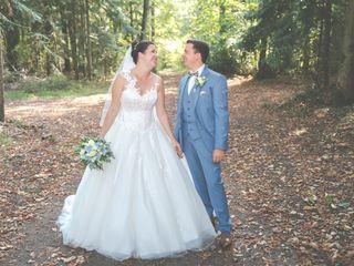 Le mariage de Bérengère et Paul