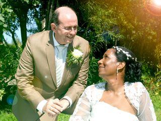 Le mariage de Lisa et Jean Claude 1