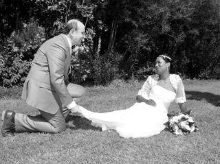 Le mariage de Lisa et Jean Claude 2