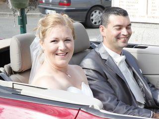 Le mariage de Mickaël et Priscilla