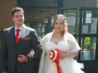 Le mariage de Isabelle et Thomas 2