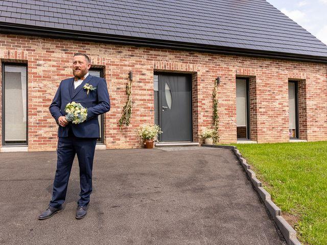 Le mariage de Benoit et Sonia à Louvignies-Quesnoy, Nord 6