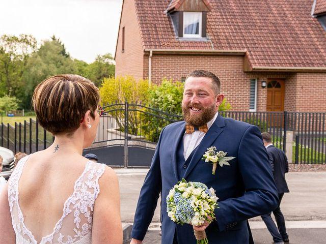 Le mariage de Benoit et Sonia à Louvignies-Quesnoy, Nord 8