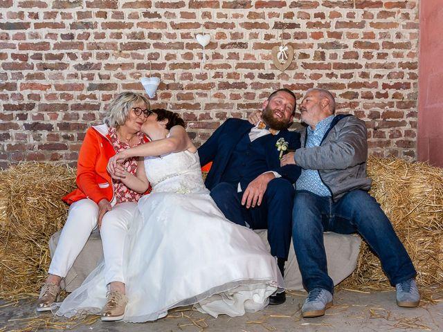 Le mariage de Benoit et Sonia à Louvignies-Quesnoy, Nord 17