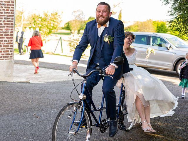 Le mariage de Sonia et Benoit