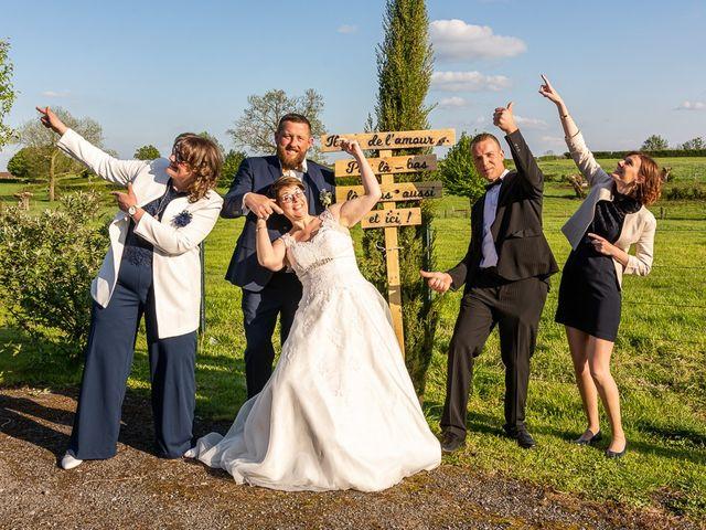 Le mariage de Benoit et Sonia à Louvignies-Quesnoy, Nord 18