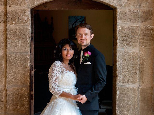 Le mariage de Marc et Ashley à Rochegude, Drôme 14