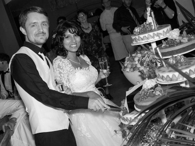 Le mariage de Marc et Ashley à Rochegude, Drôme 15