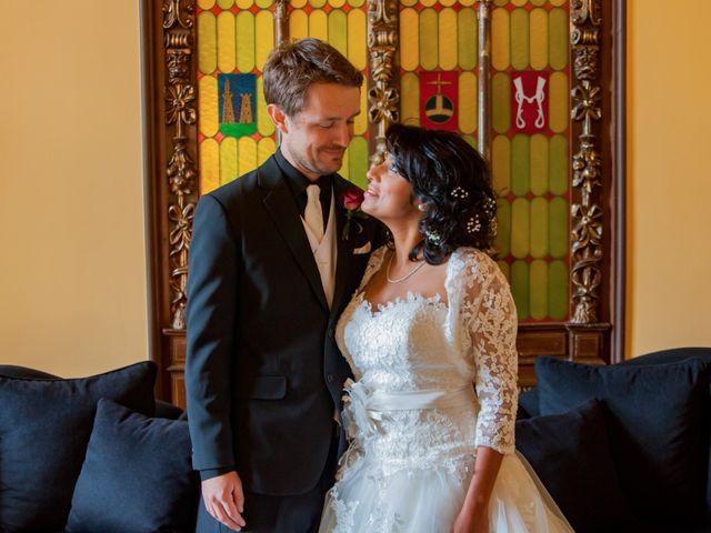 Le mariage de Marc et Ashley à Rochegude, Drôme 23