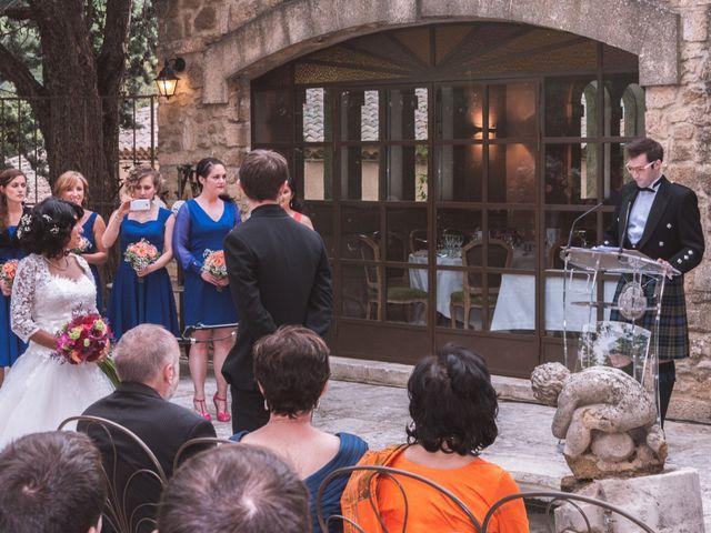 Le mariage de Marc et Ashley à Rochegude, Drôme 25
