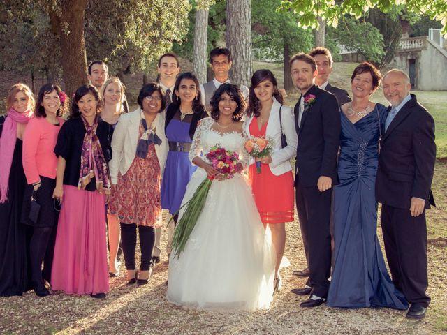 Le mariage de Marc et Ashley à Rochegude, Drôme 30