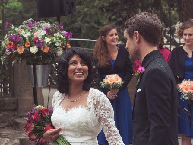 Le mariage de Marc et Ashley à Rochegude, Drôme 31