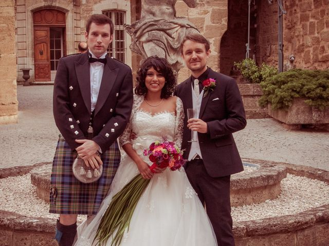 Le mariage de Marc et Ashley à Rochegude, Drôme 32