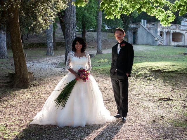 Le mariage de Marc et Ashley à Rochegude, Drôme 36