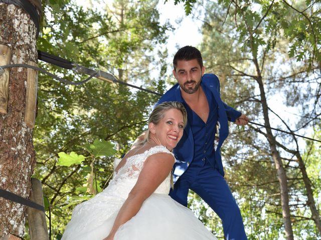 Le mariage de David et Mathilde à Cadaujac, Gironde 5