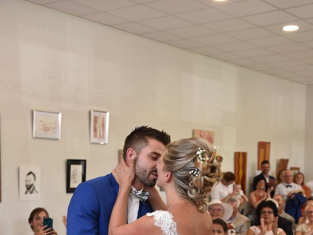 Le mariage de David et Mathilde à Cadaujac, Gironde 18
