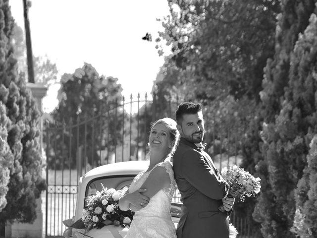 Le mariage de David et Mathilde à Cadaujac, Gironde 19