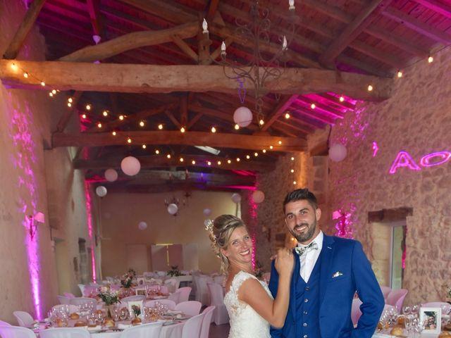 Le mariage de David et Mathilde à Cadaujac, Gironde 20