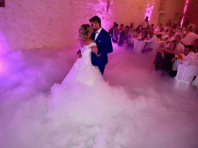 Le mariage de Mathilde et David