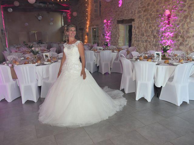 Le mariage de David et Mathilde à Cadaujac, Gironde 21