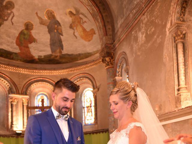 Le mariage de David et Mathilde à Cadaujac, Gironde 22