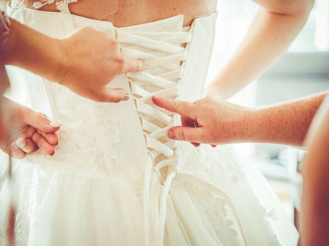 Le mariage de Paul et Bérengère à La Ville-aux-Clercs, Loir-et-Cher 8
