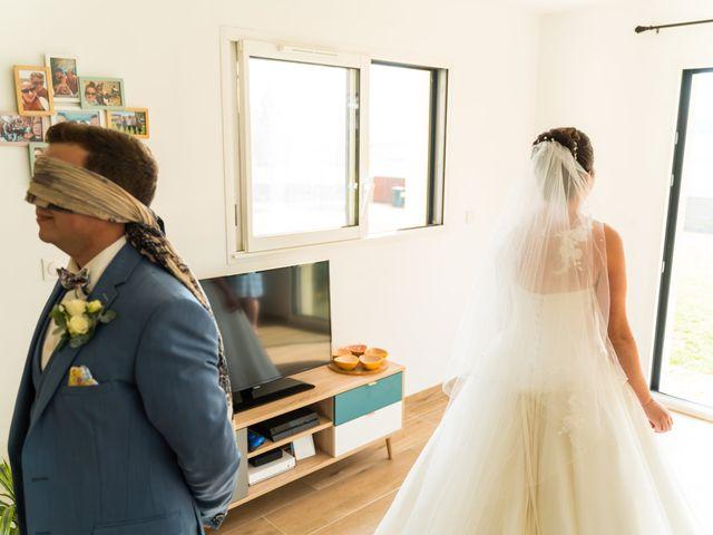 Le mariage de Paul et Bérengère à La Ville-aux-Clercs, Loir-et-Cher 12