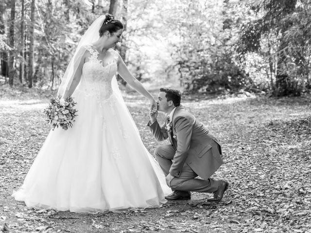 Le mariage de Paul et Bérengère à La Ville-aux-Clercs, Loir-et-Cher 15