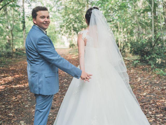 Le mariage de Paul et Bérengère à La Ville-aux-Clercs, Loir-et-Cher 17