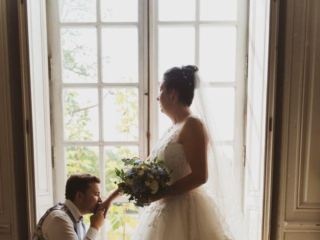 Le mariage de Paul et Bérengère à La Ville-aux-Clercs, Loir-et-Cher 20