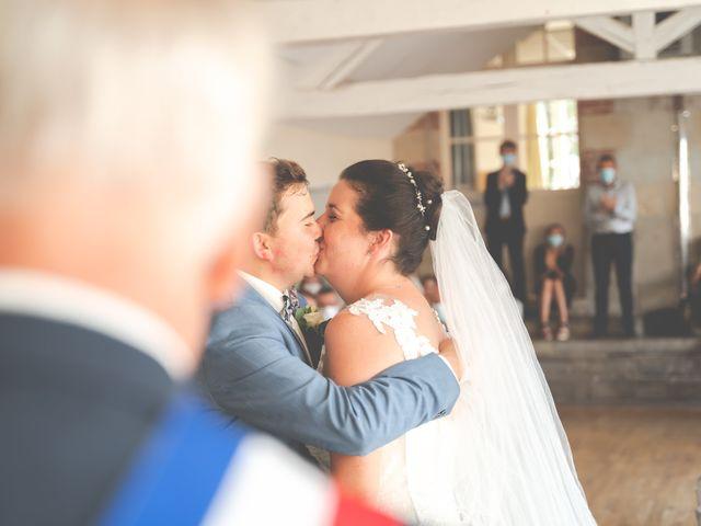 Le mariage de Paul et Bérengère à La Ville-aux-Clercs, Loir-et-Cher 22