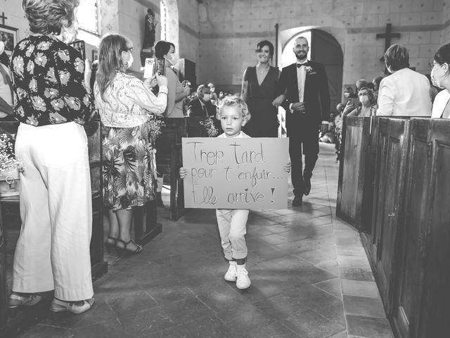 Le mariage de Paul et Bérengère à La Ville-aux-Clercs, Loir-et-Cher 23
