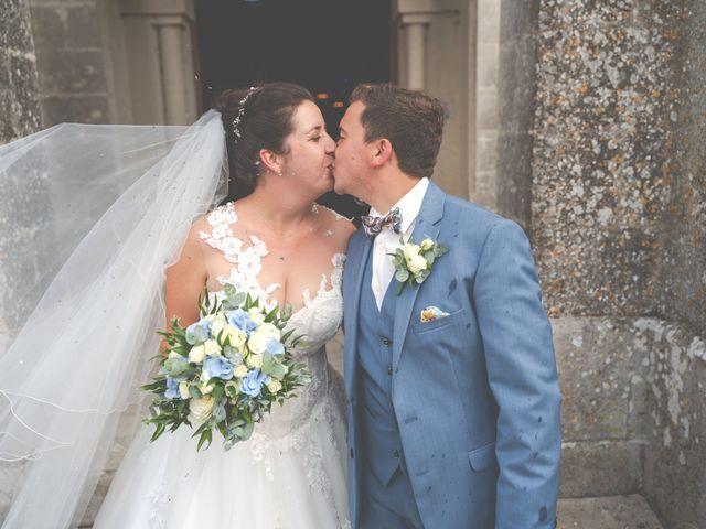 Le mariage de Paul et Bérengère à La Ville-aux-Clercs, Loir-et-Cher 1